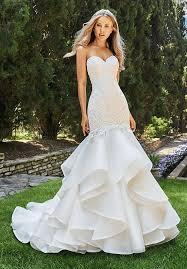 Strapless mermaid wedding dress Moonlight Bridal
