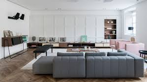 100 Casa Interior Design Fabio Fantolino Creates Coordinating Lagrange Apartments For