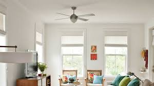 Ceiling Fan Counterclockwise In Winter by Don U0027t Forget To Reverse Your Ceiling Fan Direction For Summer