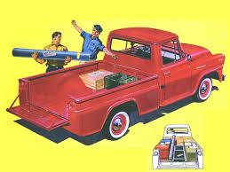 1957 International Truck Ad-02 | INTERNATIONAL TRUCK ADS | Pinterest ...