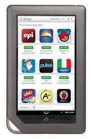 Barnes & Noble Nook Tablet 8GB Touchscreen 7