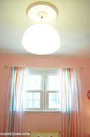 Pottery Barn Baby Ceiling Lights by Kids Room Sue At Home