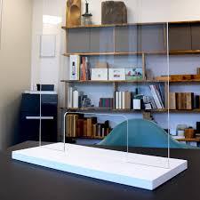 spuckschutz plexiglas thekenaufsatz mit durchreiche dekor beschichtet schutz vor tröpcheninfektionen hochwertiger hygieneschutz für