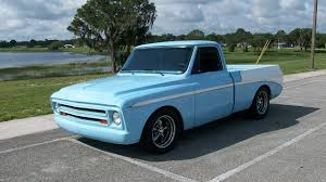 100 Autotrader Classic Trucks 1968 Chevrolet CK Truck 2WD Regular Cab 1500 For Sale Near Avon