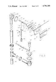 Bathtub Trip Lever Assembly Kit by Bathroom Tub Drain Assembly Home Bathroom Design Plan