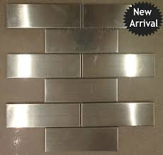7 best new stainless steel tile images on mosaics