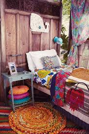 Bedroom Boho Chic Style