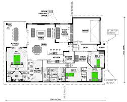 100 Floor Plans For Split Level Homes Home Designs Stroud