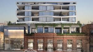 100 Loft Apartments Melbourne Mac Roberton S The Building