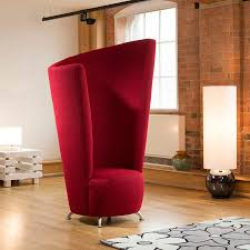 Modern Massive 6ft High Curved Red Fabric Armchair / Tub Chair ... Dusk Velvet Tub Chair Oliver Bonas Foxhunter Armchair Faux Leather Ding Room Office Vegas Fabric Upholstered Modern Style Grey Or Tartan Appealing Kids Chairs 62 For Your Used With Linen Living Georgian A Fully Upholstered Style Bucket Large Comfy Burnt Orange New Kt Seat Height 280mm Hove Tub Chair Handmade In Uk Chairmaker Stripe Fniture Brown Black Wood Natural Floral