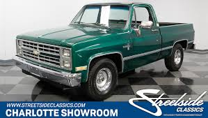 1983 Chevrolet C10 Silverado For Sale #76408 | MCG 1983 Chevrolet C10 Pickup T205 Dallas 2016 Silverado For Sale Classiccarscom Cc1155200 Automobil Bildideen Used Car 1500 Costa Rica Military Trucks From The Dodge Wc To Gm Lssv Photo Image Gallery Shortbed Diesel K10 Truck Swb Low Mileage Video 1 Youtube Show Frame Up Pro Build 4x4 With Streetside Classics The Nations Trusted Pl4y4_fly Classic Regular Cab Specs For Autabuycom
