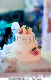Beautiful Wedding Cake Detail