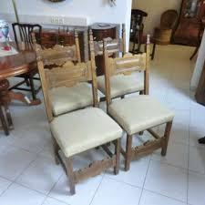 4 stück rittersessel stuhl sessel esszimmerstühle