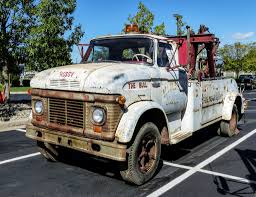 100 Pictures Of Tow Trucks Toms N600 Ford Holmes W45 Twin Boom Equipped Truck Flickr