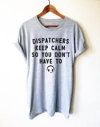Funny Dispatcher Unisex Shirt - 911 Operator Shirt, Emergency Shirt, Thin  Gold Line Shirt, EMS Gift, Police Shirt, Fire Services Shirt,