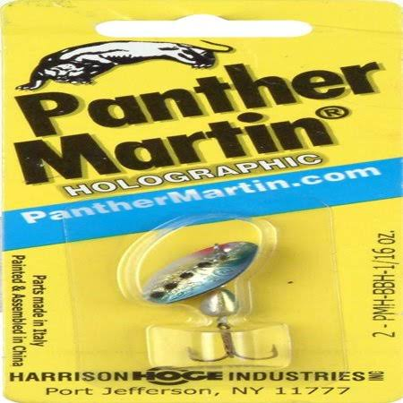 Panther Martin Holograph Trout - Blue/Black