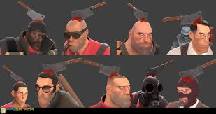 Tf2 Halloween Maps 2012 by Halloween Hat The Horrific Headsplitter Team Fortress 2 U003e Skins