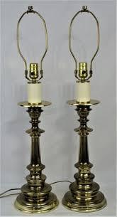Stiffel Brass Lamps Ebay by Vintage Asian Oriental Chinese Crackled Glazed Jade Green Vase