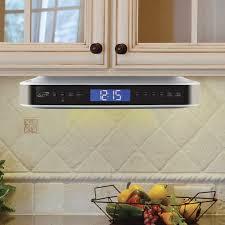 Tulsa County Daily Desk Blotter by 19 Ilive Under Cabinet Radio Bluetooth Speaker New Kitchen