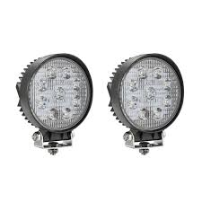 Amazon.com: LED Light Bar, Northpole Light 2x 27W Round Flood LED ... Led Offroad Light Bars For Trucks Led Lights Design Top 10 Best Truck Driving Fog Lamp For Brightest 36w Cree Work 12v Vehicle Atv Bar Tractor Rms Offroad Cheap Off Road Find Aliexpresscom Buy Solicht 55 45w 9pcs 10inch 255w 12v Hight Intensty Spot Star Rear Chase Dust Utv Jeep Pair Round 9inch 162w 4x4 Rigid Industries D2 Pro Flush Mount 1513 Heavy Duty Vehicles Desnation News