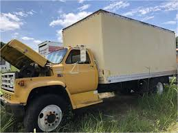 1987 GMC 7000 Box Truck | Cargo Van For Sale Auction Or Lease ... Used 2009 Gmc W5500 Box Van Truck For Sale In New Jersey 11457 Gmc Box Truck For Sale Craigslist Best Resource Khosh 2000 Savana 3500 Luxury Coeur Dalene Used Classic 2001 6500 Box Truck Item Dt9077 Sold February 7 Veh 2011 Savanna 164391 Miles Sparta Ky 1996 Vandura G3500 H3267 July 3 East Haven Sierra 1500 2015 Red Certified For Cp7505 Straight Trucks C6500 Da1019 5 Vehicl 2006 Alden Diesel And Tractor Repair Savana Sale Tuscaloosa Alabama Price 13750 Year