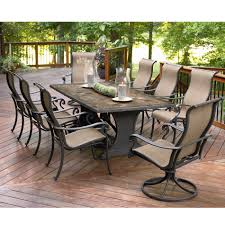 Dining Room Sets Under 1000 by Outdoor Dining Set For 10 Ideas Outdoor Patio Table Seats 10
