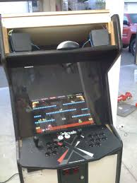 Xtension Arcade Cabinet Plans by Arcade Cabinet Plans Lcd Monitor Centerfordemocracy Org