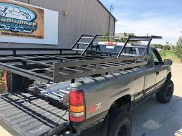 100 Utv Truck Rack ToyUp Industries UTVATV Decks Sandworks