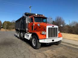 100 Dump Truck For Sale In Nc Peterbilt S North Carolina Used S On