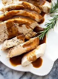 cuisiner la dinde temps des fêtes idées recettes à la mijoteuse fraîchement pressé