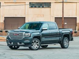 100 Kelley Blue Book Commercial Trucks 2018 GMC Sierra Buyers Guide