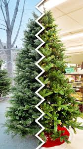 Artificial Douglas Fir Christmas Tree by When It Comes To Christmas Trees Is Real Or Fake The Better