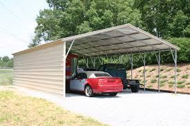 Best Ideas Carports 2 Car Carport with Storage 3 Car Carport