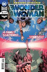 Issue 45 Amazons Attacked Finale