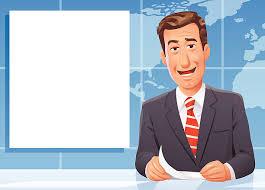 Notice Clipart News Reporter3744302