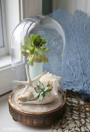 Primitive Easter Decor Canister Set by Best 25 Cloche Decor Ideas Only On Pinterest Glass Dome Display