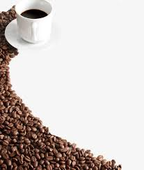 Coffee Beans Cup PNG And PSD