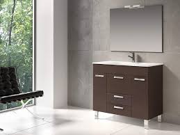 Eviva EVVN528-36WG Venus Wenge Modern Bathroom Vanity With White ... Modern Mini Simple Designs Bathroom Cabinet Vanity For Sale Buy Aquamoon Livenza White Double 59 34 Modern Bathroom Vanity Set 40 Vanities That Overflow With Style 20 White With Undermount Resin Sink Contemporary Vanities Cabinets Top 68 Bangup Contemporary Why And How You Take Tinney Mirror Reviews 15 Your Home Small Hgtv Cabinets Airpodstrapco Walnut Omega Cabinetry Clearancemor 36 High Gloss Wall Mounted