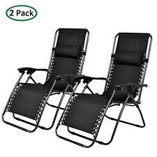 Folding Patio Chairs Amazon by Amazon Com Partysaving Infinity Zero Gravity Outdoor Lounge