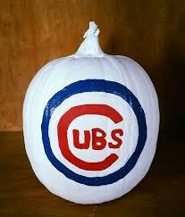 Halloween Express Milwaukee Pumpkin by Chicago Cubs Pumpkin Fly The W Decimals Multiply Pinterest