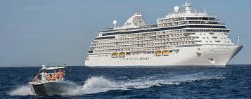 Cruise Ship Sinking Now by Cruising The Med Aboard U0027the Most Luxurious Ship Ever Built