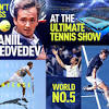 Medvedev Secures First Qualification To Nitto ATP Finals