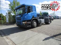100 Top Trucks Of 2014 Scania P360 4 Balg Condition Cab Over Engine