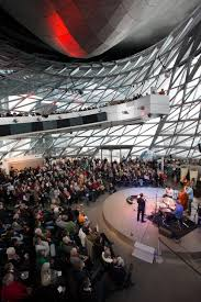 bmw welt gets 2 93 million visitors in 2013