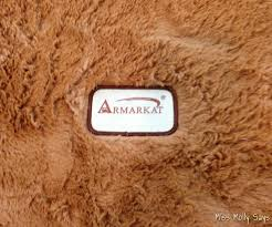 Armarkat Cat Bed by Armarkat Memory Foam Orthopedic Pet Bed And Kong Cozie Toy For