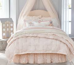 Monique Lhuillier Upholstered Camelback Bed & Headboard