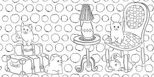 Cats In Paris A Magical Coloring Book The UAE See Prices Reviews