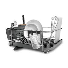 Oxo Sink Mat Australia by Dish Drying Rack 750w Drying Racks Surpahs Aluminum Small Dish