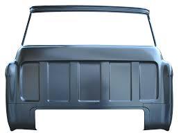 100 1959 Chevy Panel Truck 1955 GMC Pickup Rear Cab Large Window