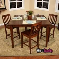 Sofia Vergara Dining Room Table by Pub Style Dining Room Sets Foter